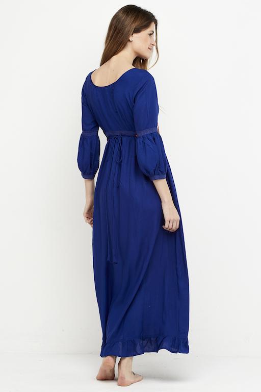 vestido boho chic azulon 6