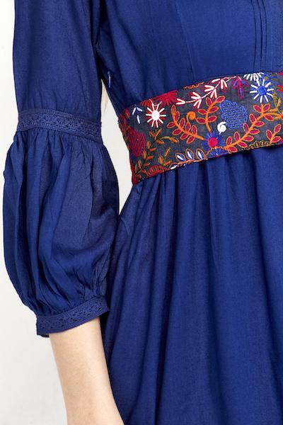 vestido boho chic azulon 8