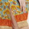 tunica vestido corto amarillo 4